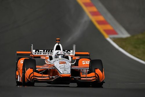"""Newgarden plans to """"keep pushing"""" despite points lead"""
