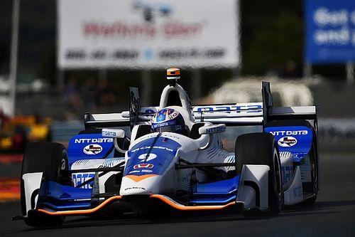 Watkins Glen IndyCar: Dixon back on top in third practice