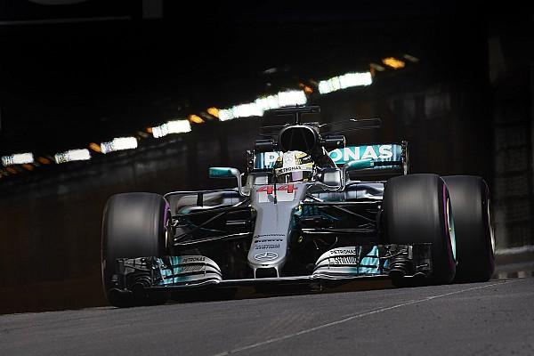 Formel 1 News Formel 1 2017: Lewis Hamilton seit Rosberg-Rücktritt nicht derselbe