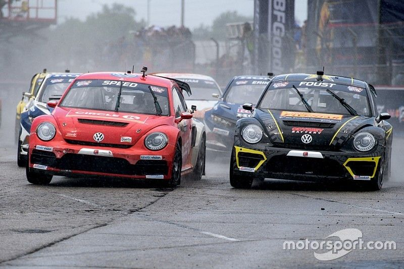 GRC Round 3: Saturday's report from Race 1 in New England