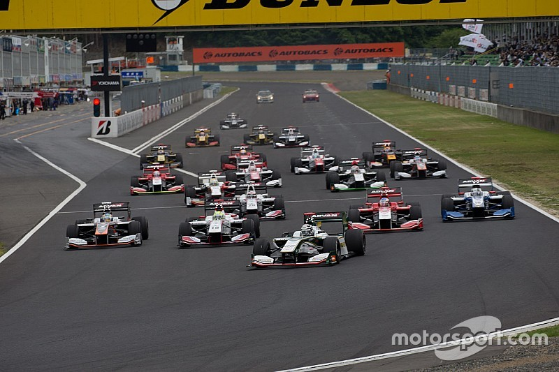 Super Formula finale reduced to single race
