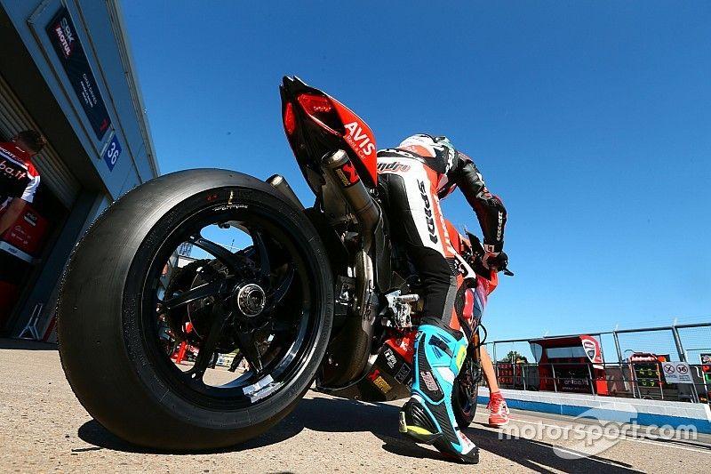 Encore du travail pour Ducati après une première journée mitigée