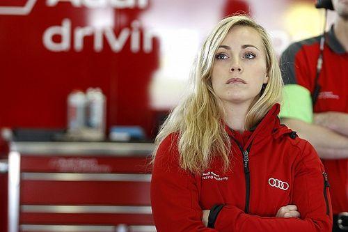 Verstappen ex-barátnője történelmi győzelmet szerzett az STCC-ben