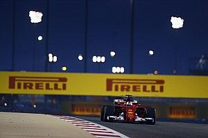 GP Bahrain: Belum tergoyahkan, Vettel puncaki FP2