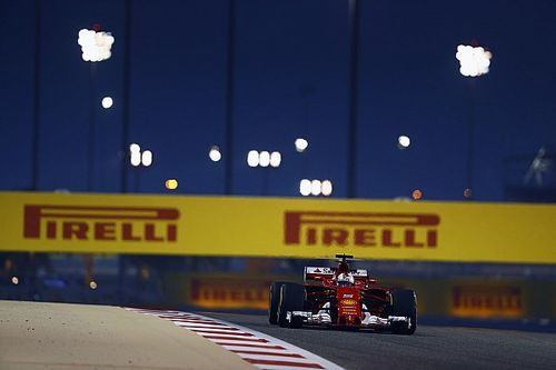 Snelste tijd en technisch probleem voor Vettel in VT2, Verstappen achtste