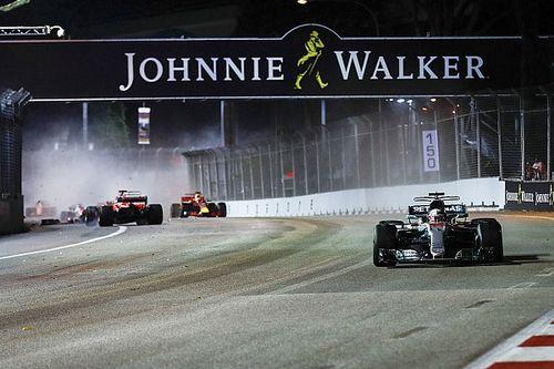 Mercedes no esperaba la victoria de Hamilton previo al arranque