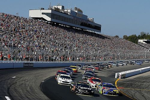 NASCAR Sounds: Listen to in-car audio from New Hampshire