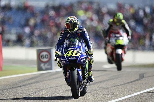 Положение в зачете MotoGP после Гран При Арагона
