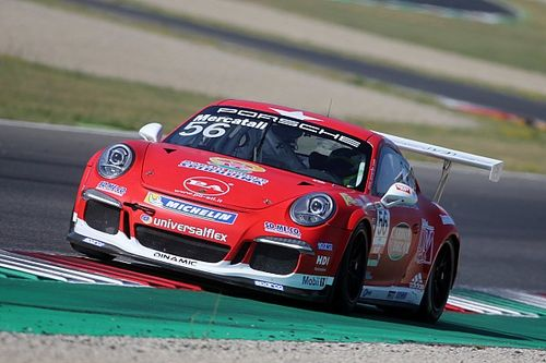 Carrera Cup Italia, Mugello: penalizzato Koller, Mercatali-pole in gara 2