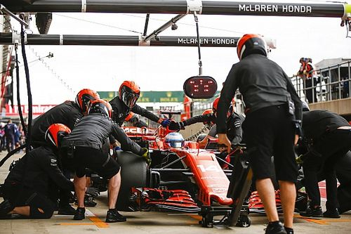 Alonso to start British GP last after further Honda changes
