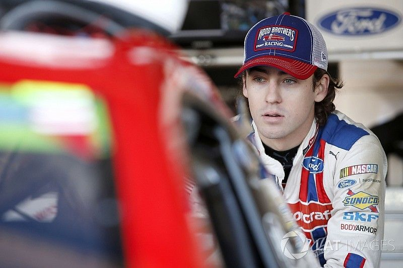 """Ryan Blaney: """"We definitely have to be better"""" to advance in playoffs"""