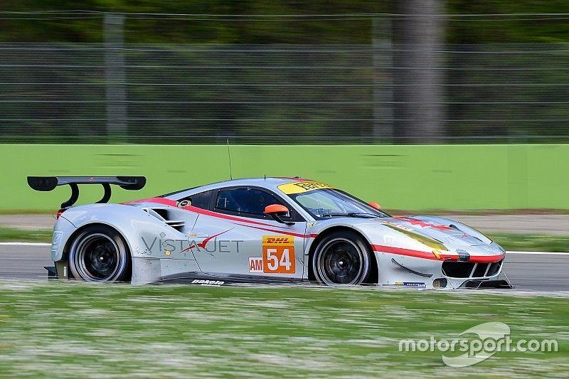 Molina dio a Ferrari el liderato en la penúltima sesión del Prólogo del WEC