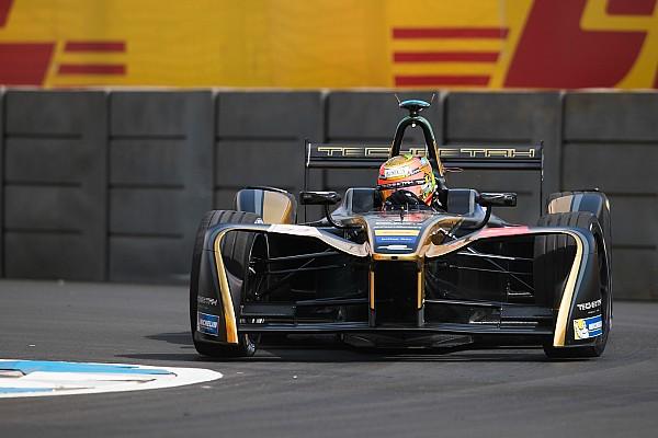 Gutiérrez necesita tiempo para adaptarse a la Fórmula E