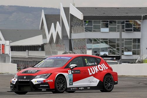 Craft-Bamboo Racing seeks TCR opening round victory in Georgia