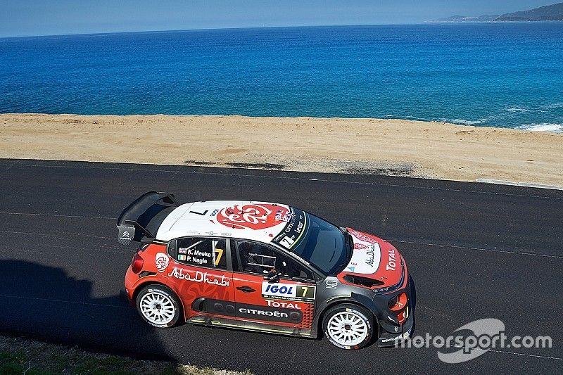 【WRC】フランス初日:トップはミーク。ラトバラ安定した走りで6位
