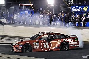 NASCAR Cup Kommentar NASCAR 2017: So schaffte es Joe Gibbs Racing wieder zurück an die Spitze