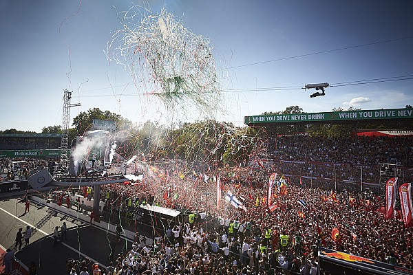 La F1 cree que otras citas deben aprender de Monza