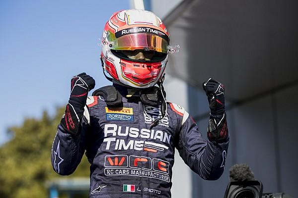 FIA F2 Intervista Ghiotto:
