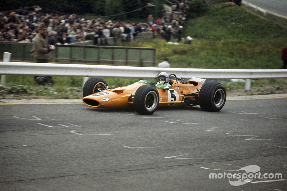 Как это было: Гран При Бельгии '68, где McLaren одержала первую победу, а Макларен – последнюю