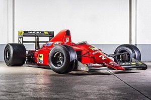 美しきF1マシン:流れるようなクビレ、ボディライン……フェラーリ640