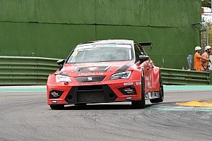 Nicola Baldan subito velocissimo nelle Libere di Monza