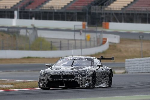 "Catsburg ""hopes"" M8 GTE test leads to race chance"