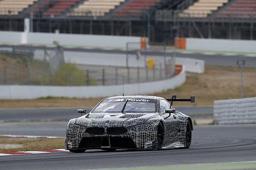 BMW、M8 GTEをテスト。デイトナでのデビューに向け開発進む