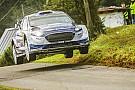 WRC 塔纳克赢下德国站,奥吉尔重回积分领跑