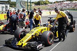 Hülkenberg: ugyanaz van a Renault-nál, mint volt a Force Indiánál