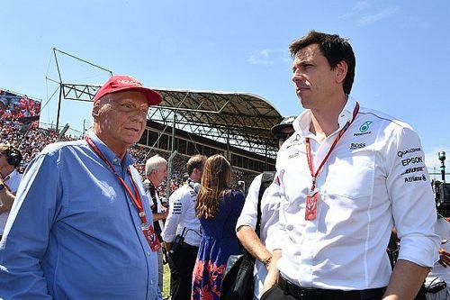 Trotz Airline-Kauf: Niki Lauda bleibt Mercedes-Aufsichtsrat