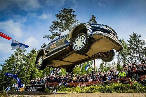 Les 20 plus belles photos du Rallye de Finlande