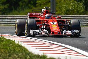 Räikkönen már jobban érzi magát a Ferrariban