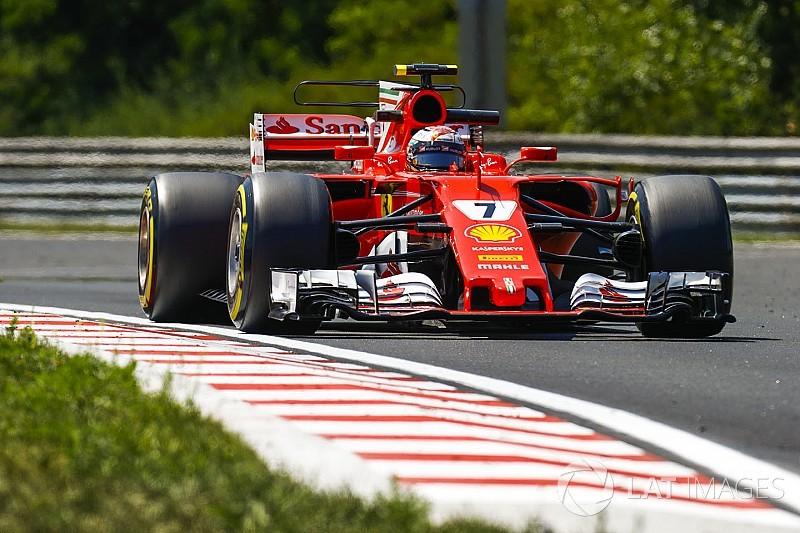 Test Hungaroring, Day 2, ore 16: Raikkonen torna a girare con la SF70H