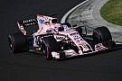 Formula 1 Force India ai test di Yas Marina con Perez, Ocon e Mazepin