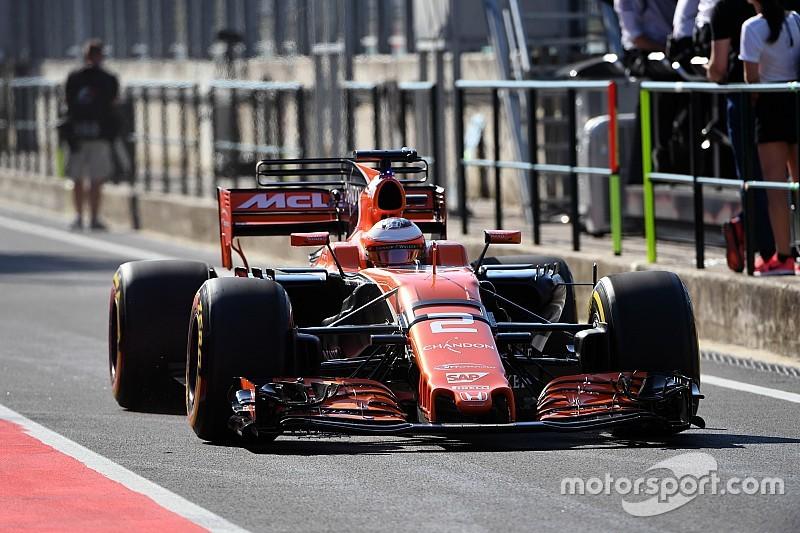 McLaren: quella di oggi è stata la prima vera giornata di test 2017