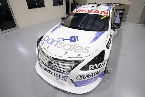 New livery for Todd Kelly's Altima