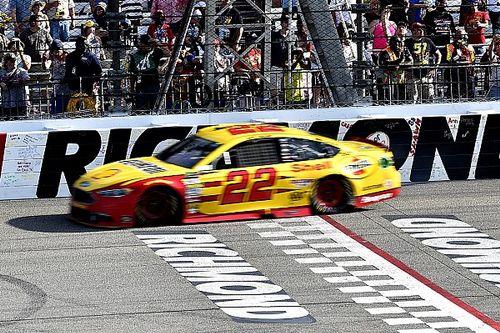 NASCAR in Richmond: Joey Logano erhält harte Strafe