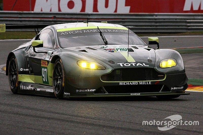 Aston Martin bénéficiaire de la première BoP automatique
