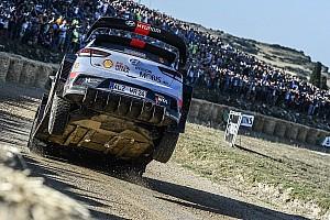 WRC Prova speciale Sardegna, PS11: Neuville vuole raggiungere Paddon