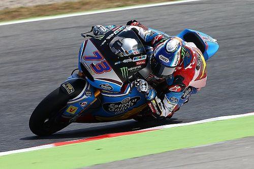 Marquez oppermachtig in kwalificatie voor Catalaanse GP