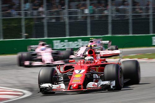 Räikkönen óriási mentése: Pérez köszönte a lehetőséget