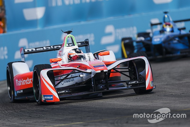 """Rosenqvist """"confused"""" by penalty that cost him Berlin win"""