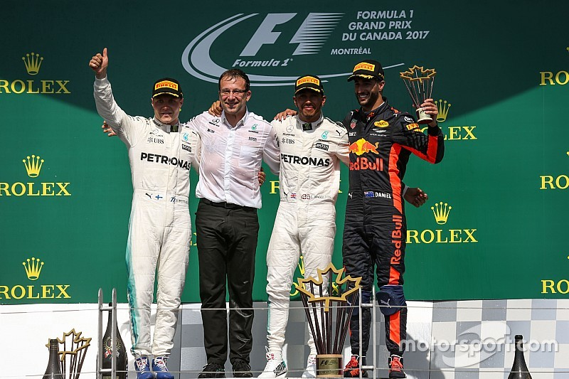 Canadian GP: Top 10 quotes after race