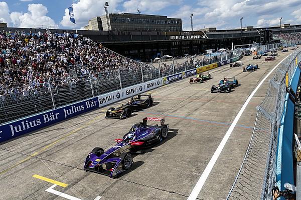 Mehr Leistung bei Formel-E-Rennen