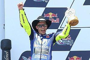 """Rossi nouveau leader, """"un exemple"""" selon Lorenzo"""