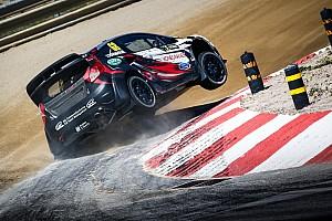 World Rallycross Breaking news Gronholm in WRX team talks with Hyundai