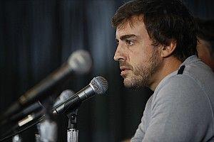 Alonso descarta mudança definitiva para a Indy no futuro