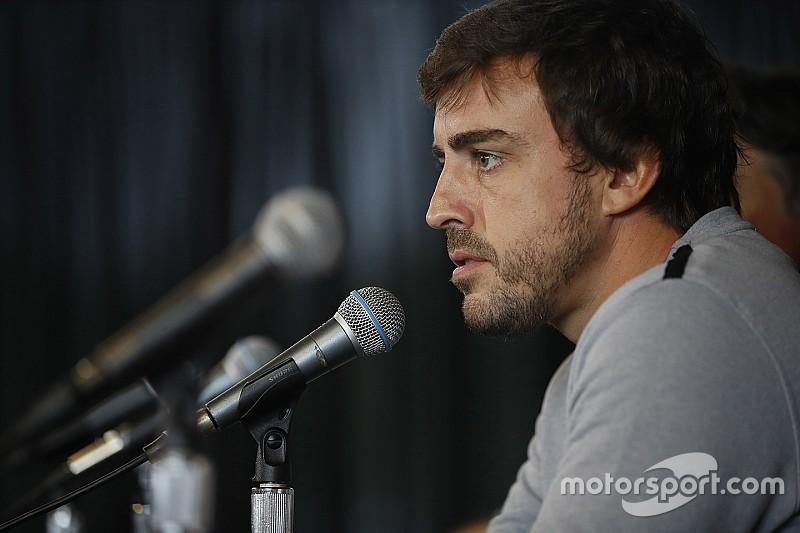 Alonso descarta cambio definitivo a Indy