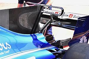 Формула 1 Важливі новини Sauber скопіювала T-крило McLaren