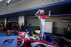 FIA F2 Artículo especial Las mejores historias de 2017, 14: Charles Leclerc y su dominio en la Fórmula 2